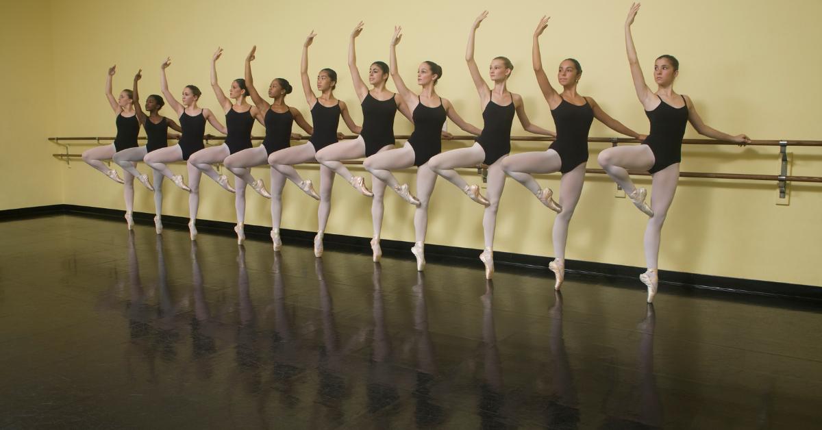 ballerinas image