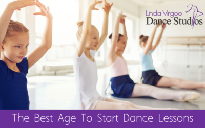 What Is The Best Age To Start Dance Lessons